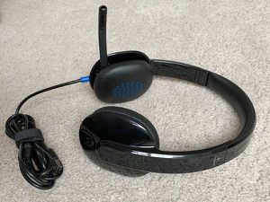 Like New Logitech H540 USB Headset with Noise-Cancelling Mic for Sale in Renton, WA
