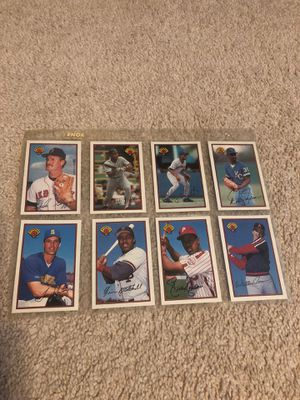 1989 Bowman Baseball Cards for Sale in Trenton, MI