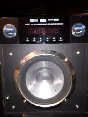 Amplifier speakers genesis loudspeakers for Sale in Biscayne Park, FL