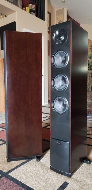 Klipsch ICON SERIES WF-35 / Furniture Grade Floorstanding Speakers for Sale in Maricopa, AZ
