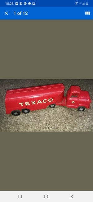 Vintage Buddy L TEXACO Tanker Truck for Sale in Hermitage, TN