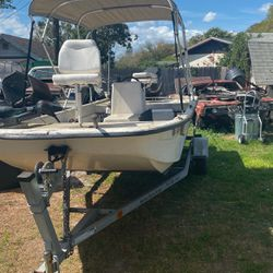 17 Ft Carolina Skiff for Sale in Orlando,  FL