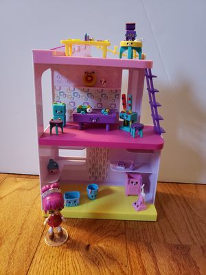 Shopkins happy places- game room and laundry for Sale in Nottingham, MD