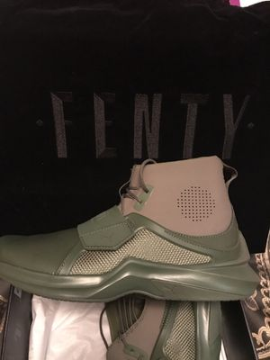 Trainer Hi by Fenty (Rihanna Line with puma) for Sale in San Marcos, TX