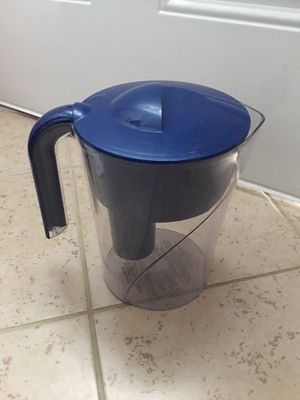 brita pitcher with filter for Sale in Richmond, VA