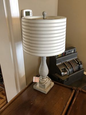Grey Lamp for Sale in Seattle, WA