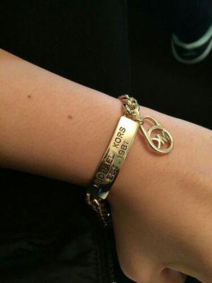 Michael Kors lock bracelet for Sale in Severn, MD