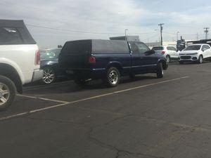 S10/Sonoma camper shell for Sale in Glendale, AZ