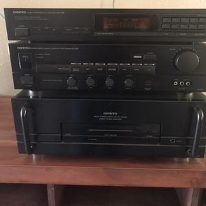 Onkyo Stereo for Sale in Santee, CA