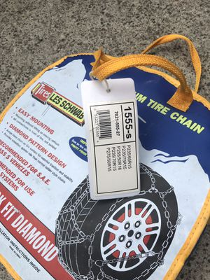 Les Schwab tire chains for Sale in Gresham, OR