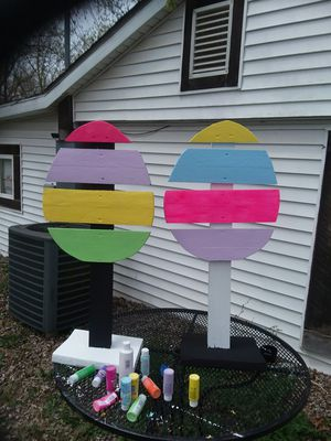 Easter Egg Stands for Sale in Reedsville, OH