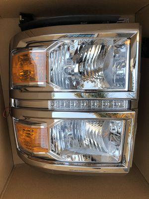 14-15 Chevy Silverado LED Headlights for Sale in Hawthorne, CA