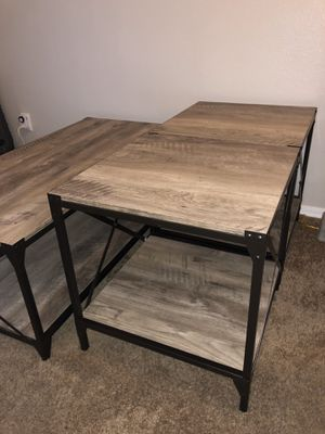 Coffe Table & End Tables for Sale in Mesa, AZ