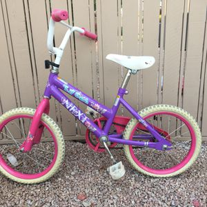 Girl's 16 Inch NEXT Lil Gem Bike for Sale in Gilbert, AZ