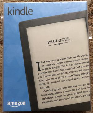 New kindle with original case for Sale in Indianapolis, IN