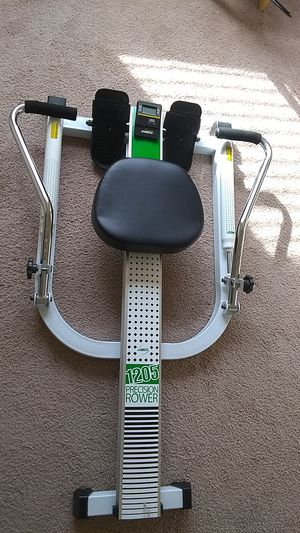Stamina 1205 Precision Rower Adjustable Hydraulic Cylinder Resistance for Sale in Cary, NC