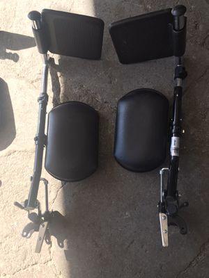 Patas de sillas de rueda for Sale in Chino, CA