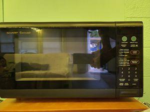 Sharp carousel microwave for Sale in Bradenton, FL