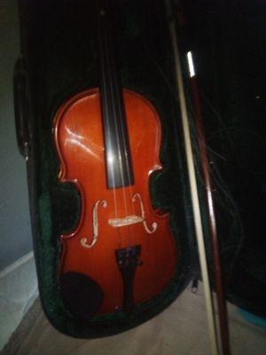 🎻 violin (by:De Villier) fine instruments No.VN243 for Sale in Whittier, CA