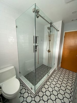 Frameless Shower Glass for Sale in Irvine, CA