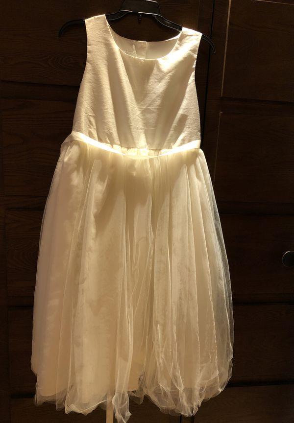 Beautiful first communion/ flower girl dress