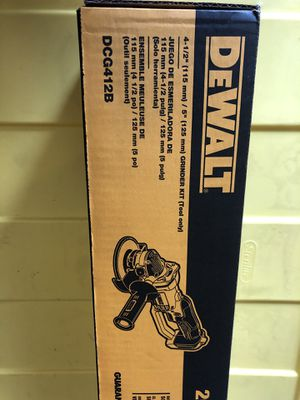 New cordless grinder for Sale in Tacoma, WA