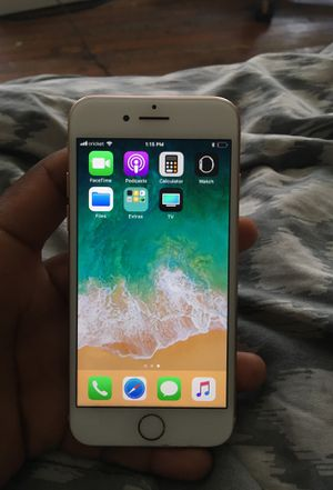iPhone 8 64gb AT&T, Cricket, H20 , net 10 Etc. for Sale in Philadelphia, PA