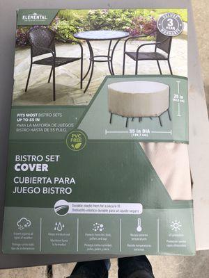💥Bistro set covers $14.99💥 for Sale in San Antonio, TX