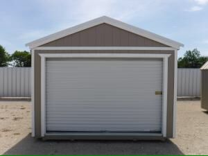 12x20 Garage Shed (69960) for Sale in Garland, TX