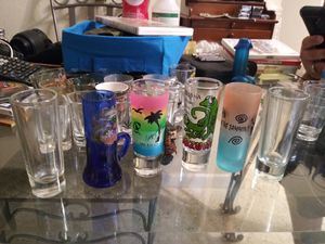 Tall shot glasses for Sale in Lehigh Acres, FL