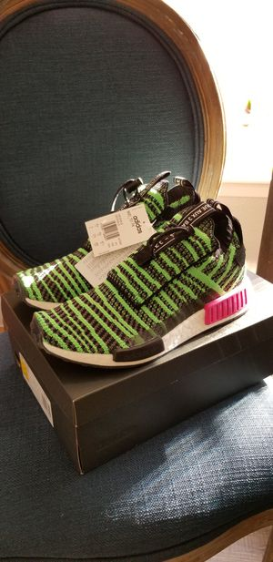 Brand new Authentic Adidas NMD TS1 PK (Green) for Sale in Fresno, CA