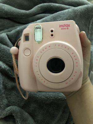 Instax mini 8 Fujifilm camera for Sale in Bakersfield, CA