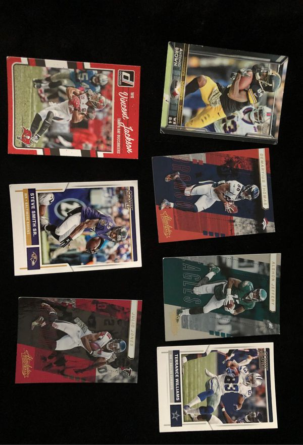 NFL Card Collection