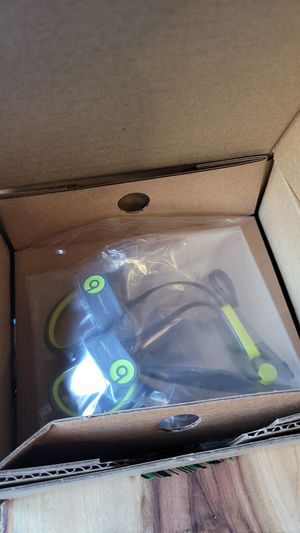 Beats by Dr. Dre Powerbeats 2 Bluetooth Wireless Active Collection In-Ear Headphone for Sale in Riverside, CA