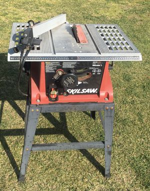 Skillsaw table saw in working conditions for Sale in Garden Grove, CA