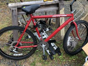 Cannondale Bike & Motorcycle Stand for Sale in Rindge, NH