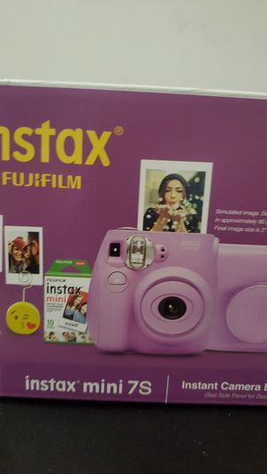 Instax mini 7s for Sale in Placentia, CA