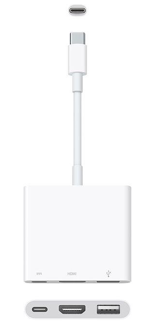 Apple Original USB-C Digital AV Adapter for Sale in Fremont, CA
