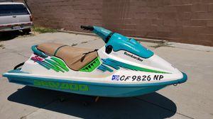 1995 Seadoo SPX jetski wave runner waverunner for Sale in Montclair, CA
