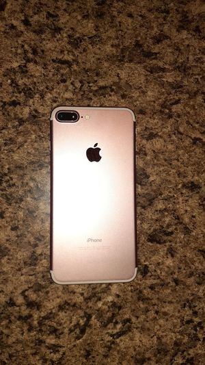 IPhone 7 plus RoseGold for Sale in Kennesaw, GA