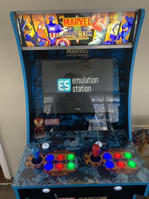 Marvel vs Capcom arcade 1up for Sale in Jurupa Valley, CA