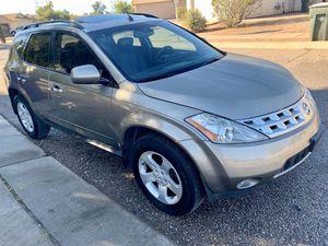 2003 Nissan Murano SL for Sale in Tucson, AZ