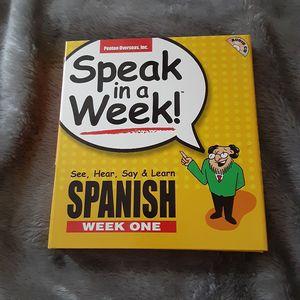 Speak in a Week - Spanish for Sale in Oakland Park, FL