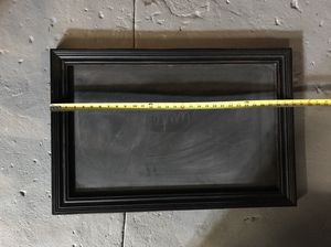 Large Chalk Board in nice frame for Sale in Gambrills, MD