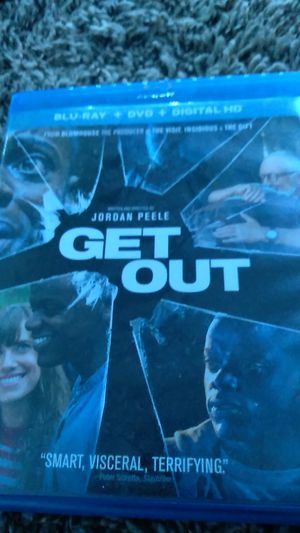 Movie disc Get out for Sale in Glenarden, MD
