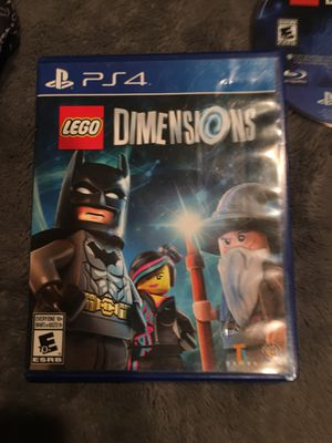 Lego dimensions for Sale in Sacramento, CA