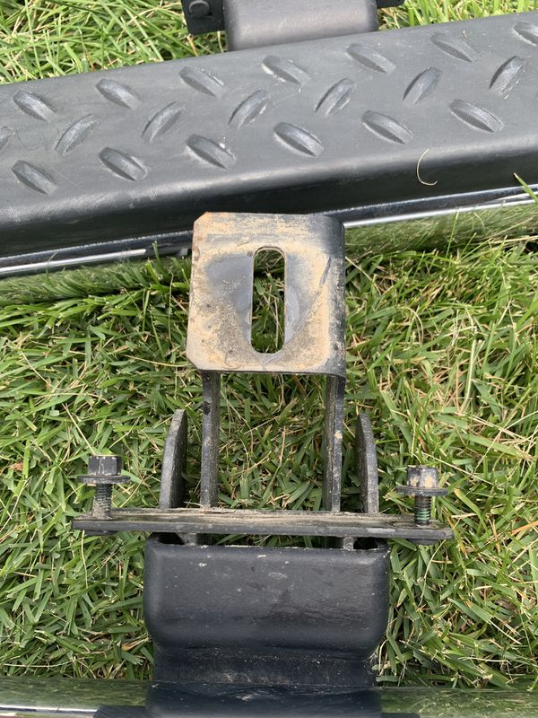 Tubular Chrome Side Step for Jeep Wrangler