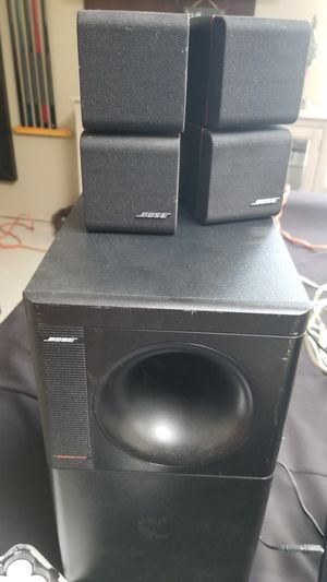 Bose Acoustimass 3 series IV Speaker System for Sale in Downey, CA