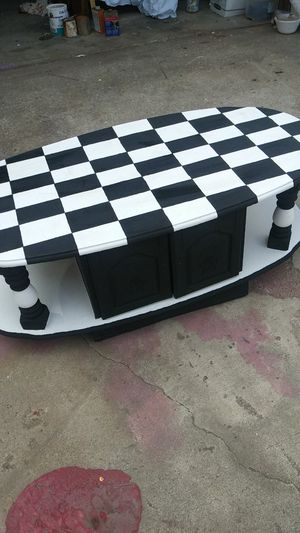 Custom Painted Coffee Table for Sale in Wichita, KS