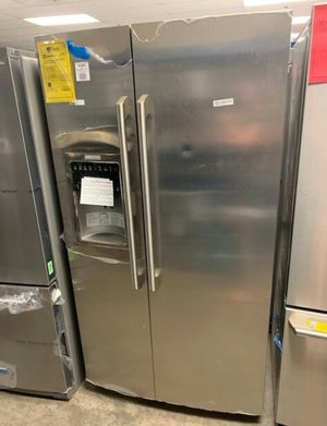 New Electrolux Stainless Side By Side Refrigerator!1 Year Manufacturer Warranty Included! for Sale in Gilbert, AZ